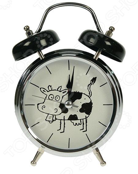 Часы-будильник «Корова»
