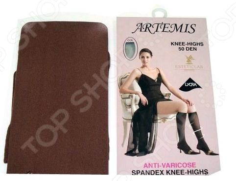 Гольфы антиварикозные Artemis 50DEN