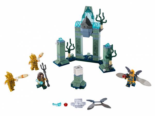 Конструктор игровой LEGO Super Heroes «Битва за Атлантиду»