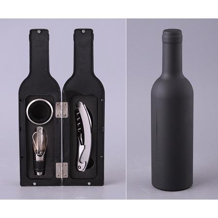 Набор винных аксессуаров в бутылке 31 ВЕК 608005