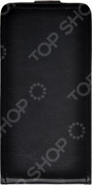 Чехол-флип skinBOX ZTE Blade Q skinbox lux чехол для zte blade s6 black