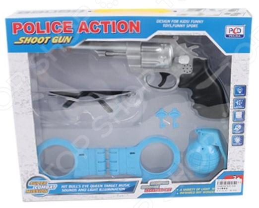 Игровой набор для мальчика Наша Игрушка «Полиция» 634530