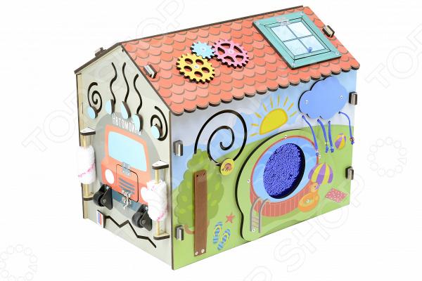 Бизиборд PAREMO «Чудный домик»
