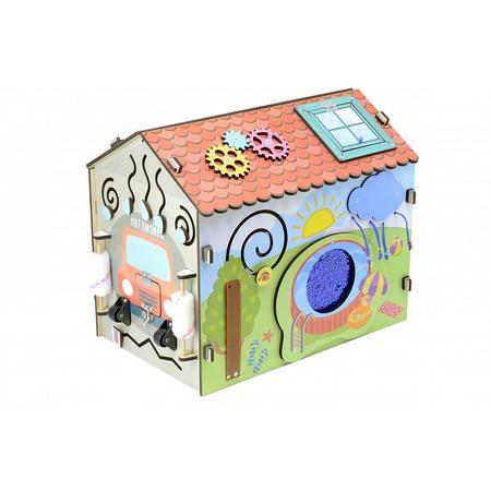 Купить Бизиборд PAREMO «Чудный домик»
