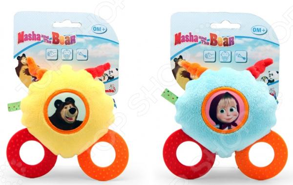 Подвеска музыкальная Simba «Маша и Медведь». В ассортименте кукла simba маша в ассортименте