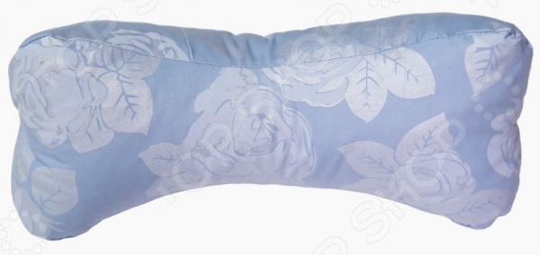 Подушка ортопедическая для шеи Био-Текстиль «Косточка» подушка ортопедическая для шеи био текстиль подкова