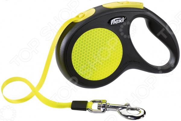Поводок-рулетка Flexi New Neon 31704