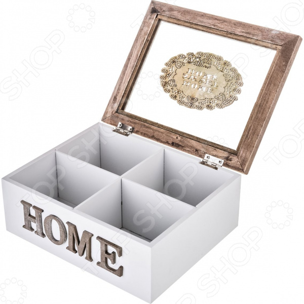 Шкатулка для чая Lefard Home 222-694
