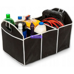 Органайзер в багажник Car Boot Organizer с 3 отделениями