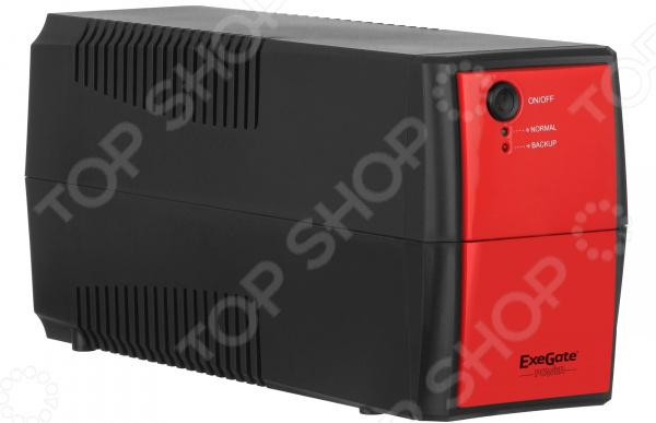 Источник бесперебойного питания ExeGate Power Back BNB-400