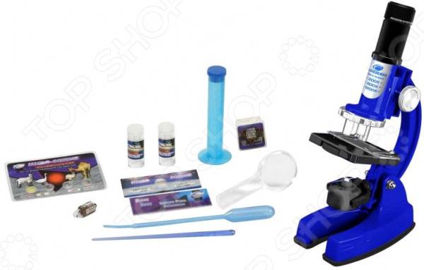Микроскоп Eastcolight в кейсе eastcolight детский микроскоп 2137