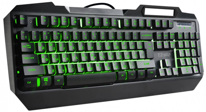 Клавиатура игровая Harper GKB-20