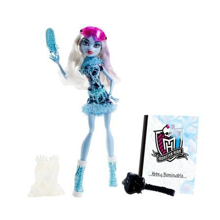 Купить Кукла Monster High Mattel «Творческие монстры» Эбби Боминейбл