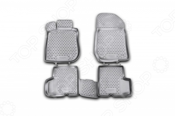 Комплект ковриков в салон автомобиля Element Renault Logan 2004-2009 / 2010 цена