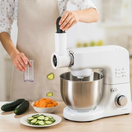Купить Набор для нарезки и терки для кухонного робот-комбайна Delimano DELUXE