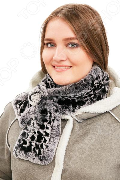 Шарф-галстук LORICCI «Благородный вид» снуды loricci снуд