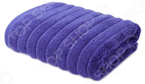 Полотенце махровое Ecotex «Лайфстайл». Цвет: фиолетовый полотенце ecotex лайфстайл 70x130 фиолетовый 4650074957616