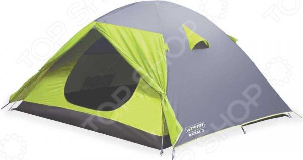 Палатка Atemi Baikal 3 CX палатка atemi onega 3 cx