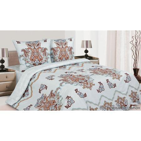 Купить Комплект постельного белья Ecotex «Восточный тюльпан». Евро