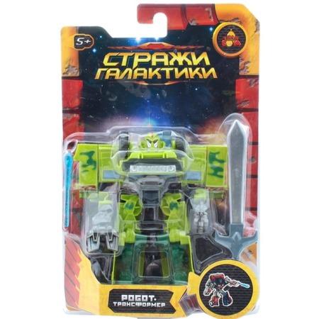 Купить Робот-трансформер Тилибом «Стражи галактики»