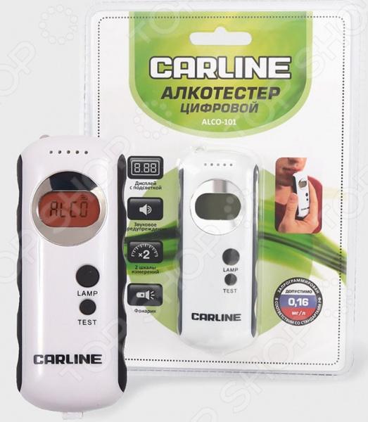 Алкотестер Carline ALCO-101 Carline - артикул: 1778235