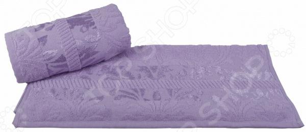 Полотенце махровое Hobby Home Collection Versal. Цвет: лиловый