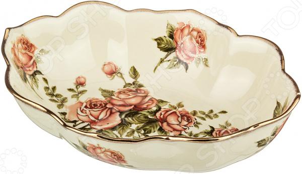 Салатник Lefard «Корейская роза» 215-012 полотенце для кухни арти м корейская роза