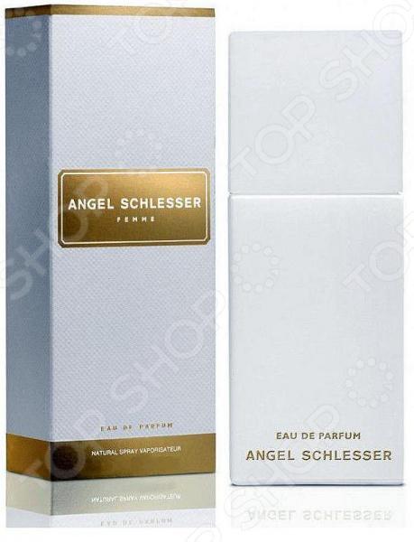 Парфюмированная вода для женщин Angel Schlesser Femme