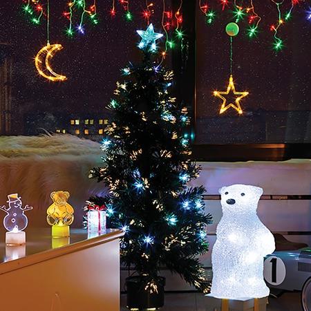 Купить Комплект новогодних украшений Neon-Night «Детская»