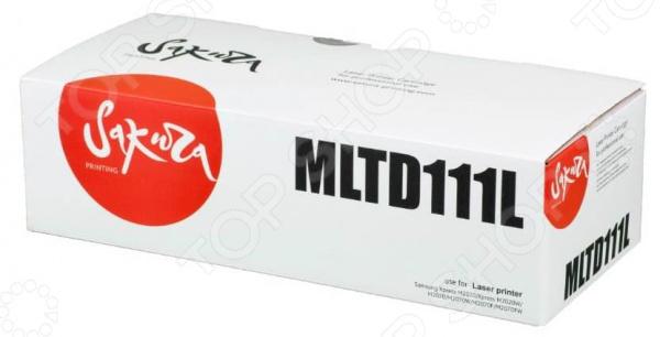 Картридж Sakura MLTD111L-N для Samsung, Xpress SL-M2020/2022/2026/2070/2071/2074/2077