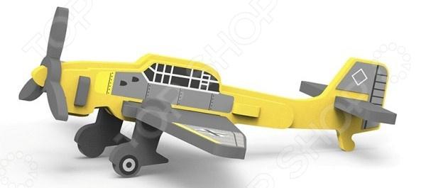 Игрушка сборная мягкая Magneticus «Самолеты: Юнкерс»