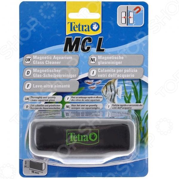 Скребок для аквариума Tetra MC большой скребок для аквариума хаген складной