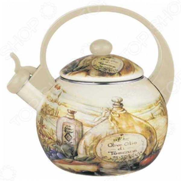 Чайник со свистком Zeidan Z-4190 чайник со свистком zeidan z 4184 чаепитие