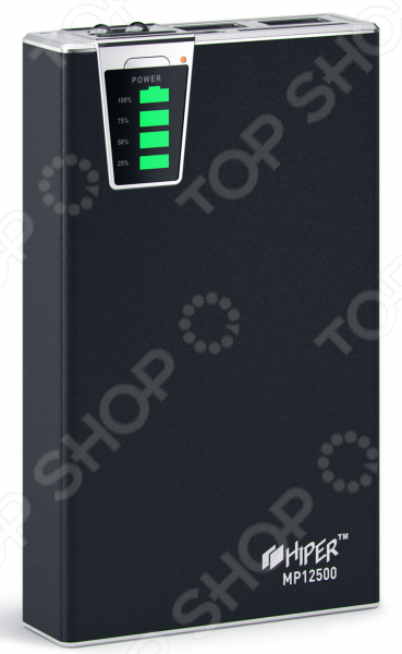 Аккумулятор внешний HIPER MP12500 цена и фото