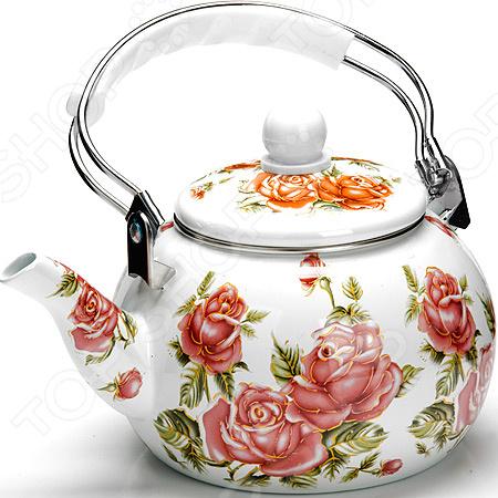 Чайник эмалированный Mayer&amp Boch MB-26491 Mayer&Boch - артикул: 1580348