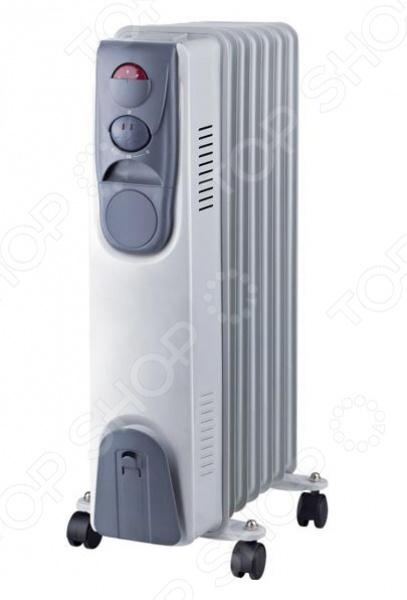 Радиатор масляный Irit IR-07-2009 цена и фото