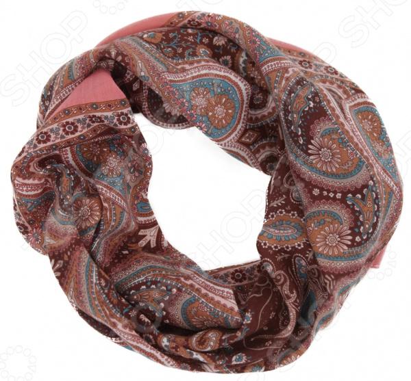 Платок Sophie Ramage «Алета» недорогой платок на шею для женщин