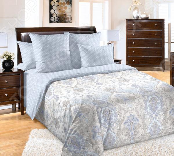 цена Комплект постельного белья Королевское Искушение «Люкс 1» онлайн в 2017 году