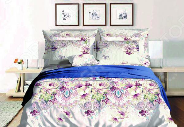 Комплект постельного белья «Французский шик» D23719
