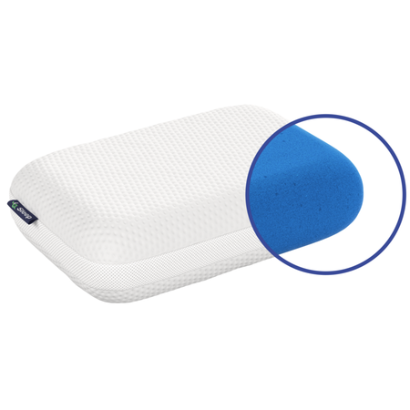 Подушка анатомическая IQ Sleep IQ Comfort