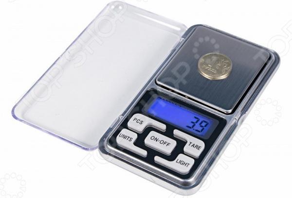 Весы для ювелирных изделий карманные Rexant 72-1001