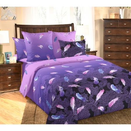 Купить Комплект постельного белья ТексДизайн «Дуновение». Тип ткани: бязь