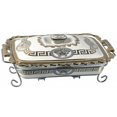Купить Мармит Zeidan прямоугольный «Версаче»