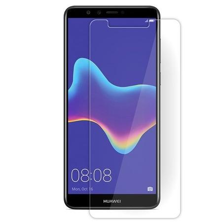 Стекло защитное 2.5D Media Gadget для Huawei Y9 2018