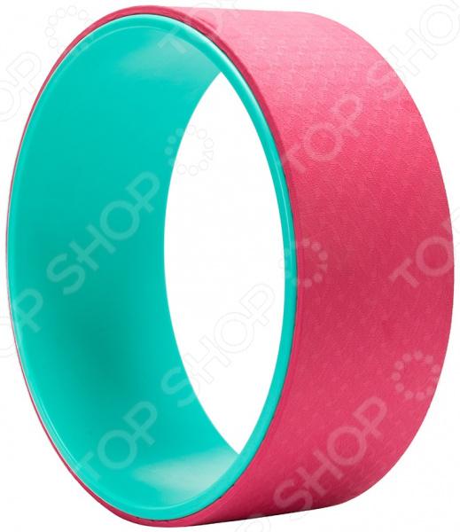 Колесо для йоги Bradex «Асана» коврик для йоги асана стандарт 4мм 1 кг 185 см 4 мм фиолетовый 60см