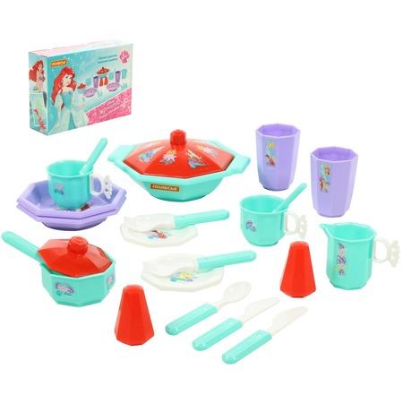 Купить Игровой набор для девочки Coloma Y Pastor Disney «Принцесса Ариэль - готовим вместе»