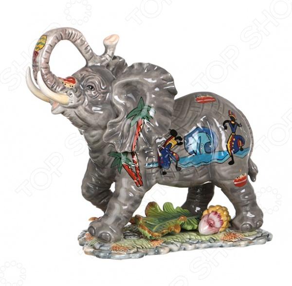 Фигурка декоративная Lefard «Слон» 59-046