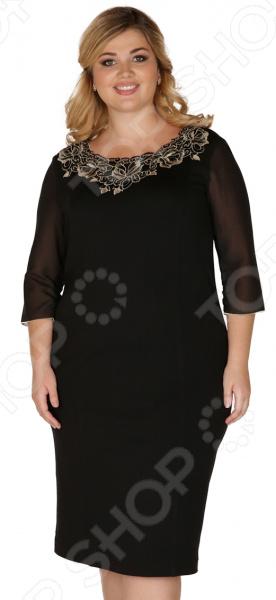 Платье Лауме-Лайн «Этель» скатерть этель 180х150 см этель цвет бежевый
