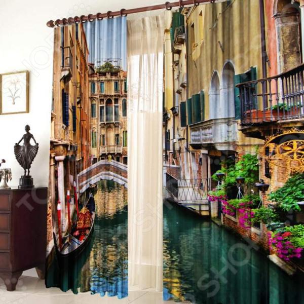 Фотошторы ТамиТекс «Венеция»