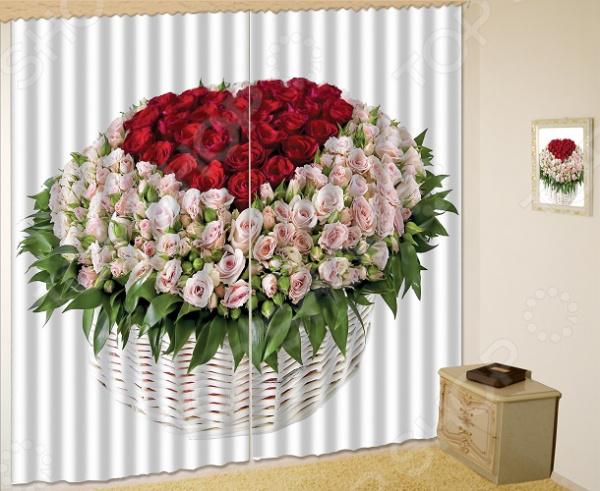 Шторы МарТекс Glamour шторы комнатные айлант об13